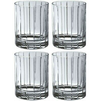 Stuart Crystal Caren Tumblers Glasses 320ml Boxed Set Of 4 -  New • 34.95£