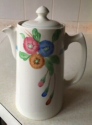 Clarice Cliff Sundew Coffee Pot • 135£