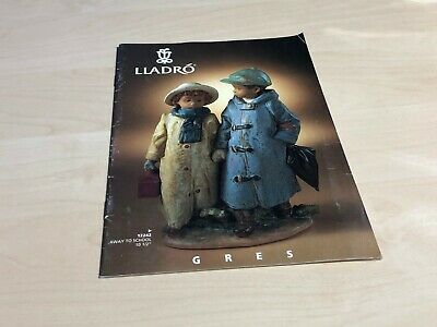 Vintage (1993) Lladro Catalogue / Brochure • 4.99£