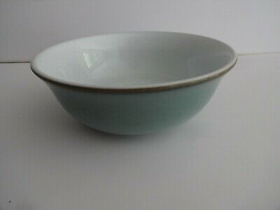 Denby Regency Green - 6.5  Cereal/Soup Bowl- Several Available • 5.99£