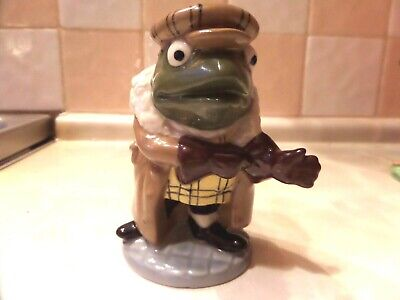 Wade Collectable Wind In The Willows Toad • 15£