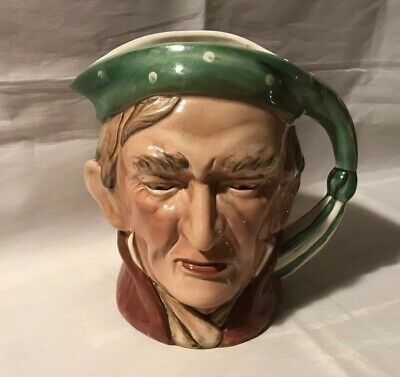"Vintage Beswick 372""scrooge""large Size Character Jug  Fully Backstamped • 22£"