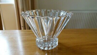Rosenthal Classic Germany Heavy Crystal Glass Bowl • 35£