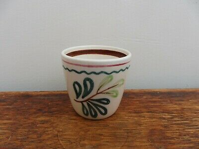 Heal & Sons / Heals 1950's Egg Cup By Bristol Pottery • 8£