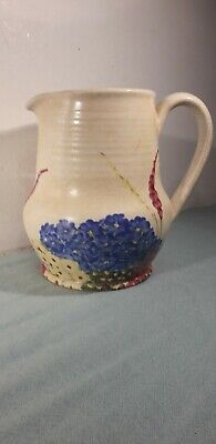 Edward Radford Art Deco Pottery Flower Jug • 8£