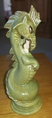 Pottery Dragon Figure Wales? • 4.99£