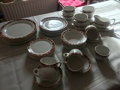 45 Piece Maddock Royal Dinner Set • 35£