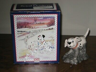 Royal Doulton 101 Dalmations DM4 'Rolly In Soot' • 10£