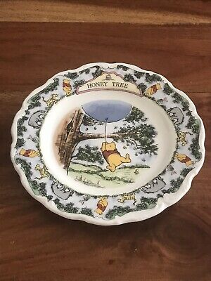 Winnie The Pooh Royal Doulton Collection Plate The Honey Tree • 9.50£