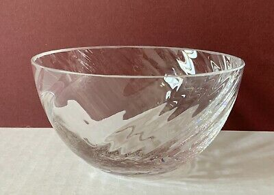 Dartington Crystal Bowl • 14.99£