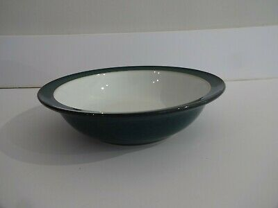 Denby Greenwich- 7  Rimmed Soup/Cereal Bowl - Several Available • 9.99£