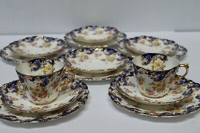 Antique Aynsley China Tea Cups Saucers & Plates RD No: 291231 - 250 • 4.95£