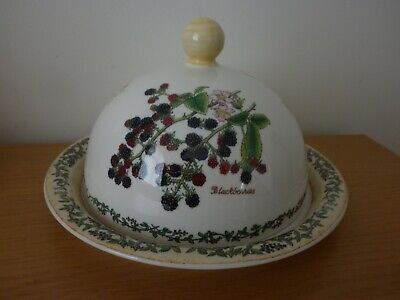 Dunoon Nature Trail Butter/Cheese Dish By Richard Partis • 9.99£