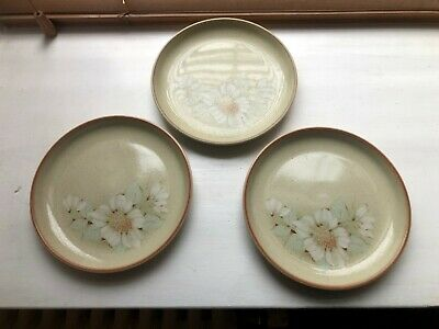 Denby Daybreak 1 X Small Plate - English Stoneware (Excellent Condition) • 7.99£