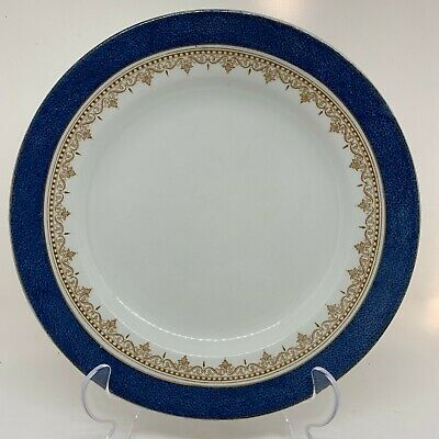 A Set Of Five (5) Losol Ware Plates By Keeling & Co. Marked 5536 P.C 14 • 25£