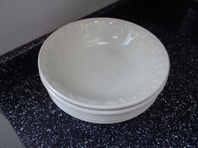 Bhs Lincoln Large Pasta Bowls X 6 • 50£