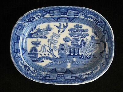 Willow Pattern Stand Impressed George Jones? • 15£