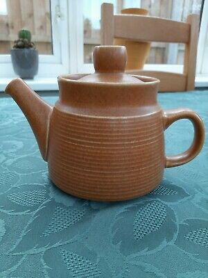 Denby Langley  Canterbury Tea Pot. Excellent  Condition And Really Cool Piece.  • 5.50£