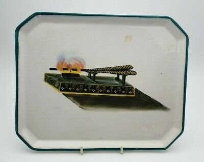 RARE ANTIQUE WEMYSS WARE DRESSING TABLE TRAY C.1900's - PERFECT • 60£