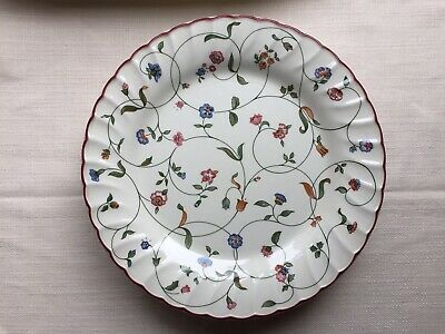 Set Of 6 Staffordshire Oakwood Dinner Plates • 35£
