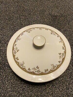 Royal Doulton Lynnewood Tc1018 Covered Vegetable Dish / Tureen (perfect) • 10£