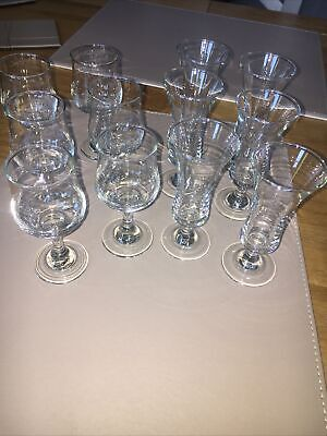 Small Sherry Glasses X 12, New & Unboxed. • 10£