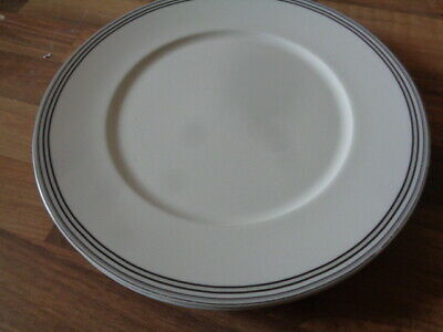 Marks And Spencer Argent Salad Plates X 3 • 20£