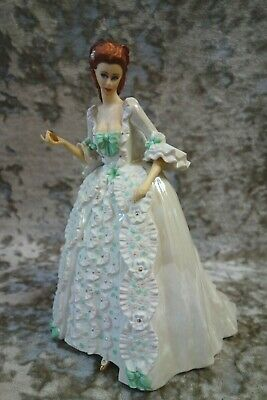 Franklin Mint Georgette Heyer Estate 'Leonie' China Figure By James Moore • 40£