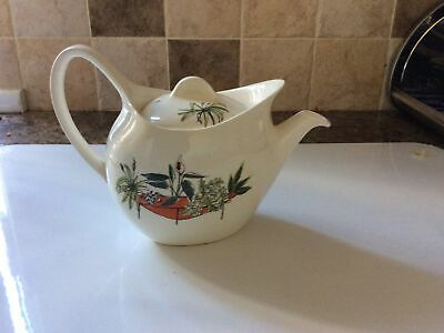 Terence Conran Midwinter Small Teapot 'Plant Life' • 70£
