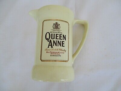 WADE QUEEN ANNE WHISKY WATER JUG,  Wade  .  PDM • 5.99£