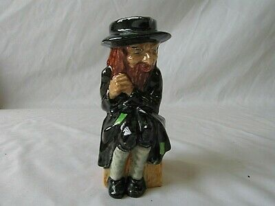 Small Artone Character Toby Jug  Fagin From Dickens  Oliver Twist - (lou) • 5.99£
