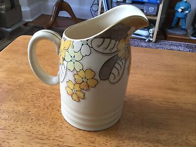 Grays Pottery Hand Painted Jug • 20£