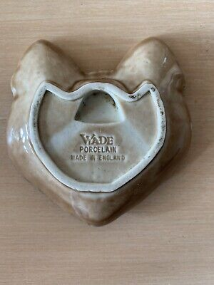 Wade Cat Face Trinket Dish • 0.99£