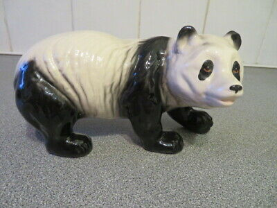 Melba Ware Giant Panda. Good Condition. Unboxed. • 9£