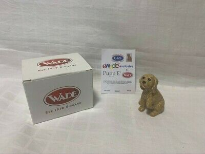 Wade Pupp E, Limited Edition Of 125 With Certificate And Box • 12.99£