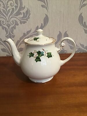 Colclough Ivy Leaf China Teapot In Great Condition • 15£
