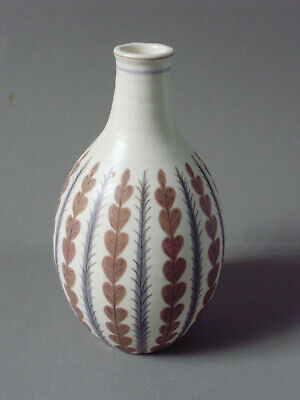 1950s Poole Pottery 8  Freeform Bottle Vase YCB Pattern Alfred Read Gwen Haskins • 119.95£