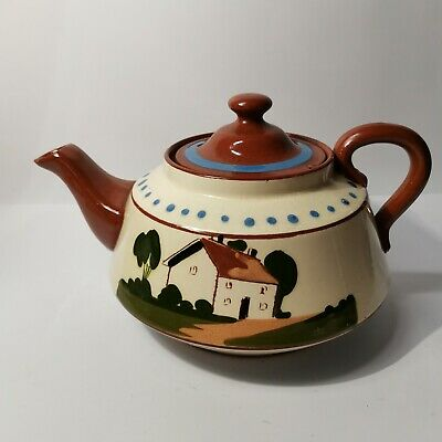MOTTO WARE: Drown Your Sorrows In A Cup Of Tea : Royal WATCOMBE Torquay Pottery • 4.99£