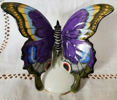 Rare And Beautiful Porcelain Butterfly By Rosenthal, Bavaria • 49.99£