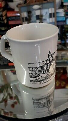 St Mary's Church Horden Centenary Mug 2013 Co Durham Commemorative • 3£
