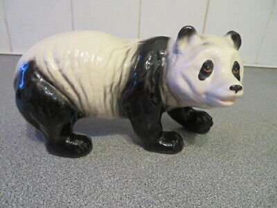 Melba Ware Giant Panda. Good Condition. Unboxed. • 5£