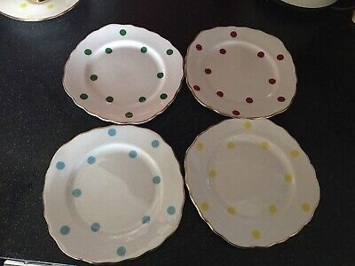 Royal Vale Tea Plates X4 • 11£
