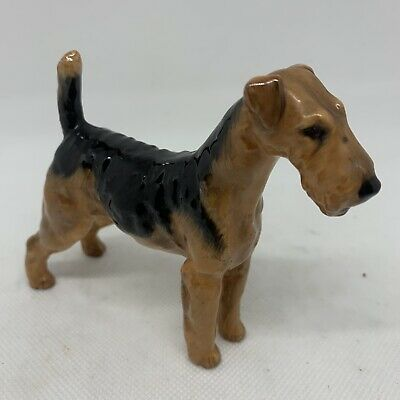 Fabulous Royal Doulton Airedale Terrier Dog Figurine.   • 13.30£