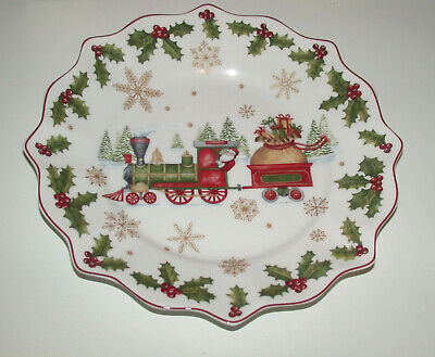 Villeroy & Boch  Annual Christmas Plate 2017 New In Box • 18.99£