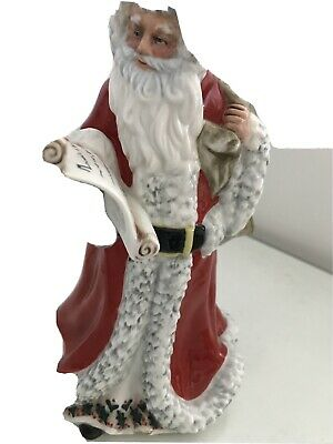 Royal Doulton Father Christmas Classics Character Figurine HN3399 • 45£