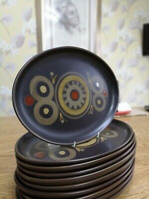 Denby ARABESQUE Oval Steak Plate (s) • 8.95£