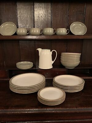 Vintage Denby Dinner Set, Excellent Condition • 36£