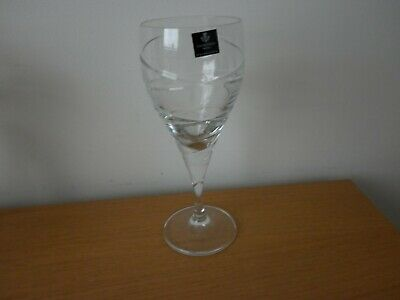 Caledonian Crystal One Wine Glass New • 5.99£