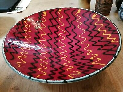 Poole Pottery Delphis Charger/Dish  • 4.99£