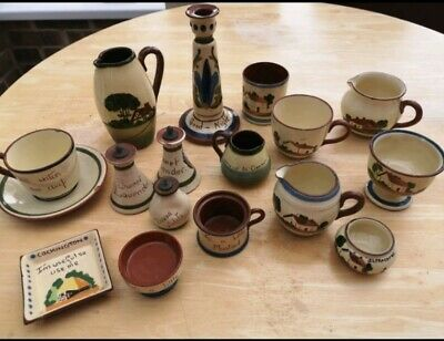 Vintage Watcombe Torquay Pottery Collection • 20£